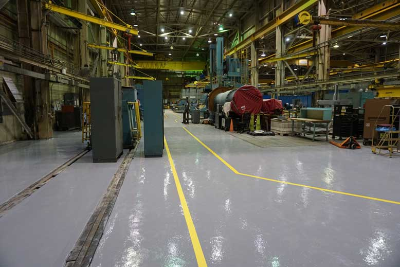 How Epoxy Flooring Benefits Business Owners